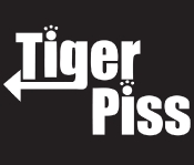 Tiger Piss Logo