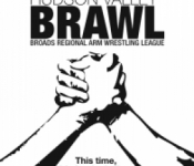 Hudson Valley Brawl logo