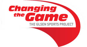 Changing the Game GLSEN Sports Project Logo